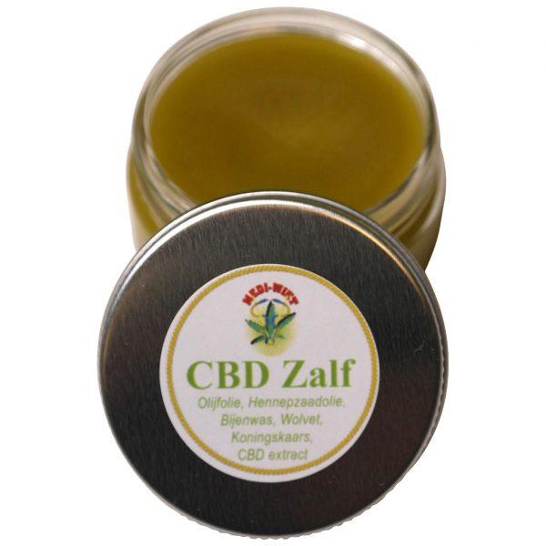 CBD Zalf creme stichting mediwiet 25ml