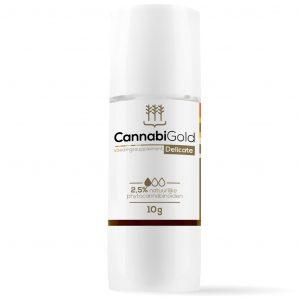Cannabigold – CBD Olie Delicate – 2.5% – 11ml