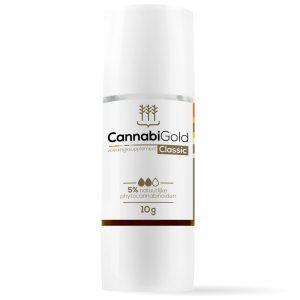 Cannabigold – CBD Olie Classic – 5% – 11ml