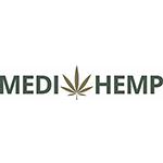 Medihemp logo CBD merk van CBD Zorg